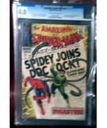 Amazing Spider-Man # 56 CGC Graded 4.0 Marvel Comics - $64.95