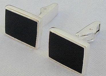 Black i 1 cufflinksbeautiful cufflinks 2