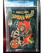 Amazing Spider-Man # 58 CGC Graded 4.0 Marvel Comics - $60.00
