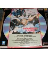 Unnatural Causes Rare LaserDisc John Ritter - $67.19