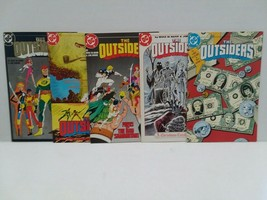BATMAN: THE OUTSIDERS 1 - 5 - FREE SHIPPING - $14.03