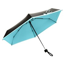 Fashion Folding Umbrellas Mini Pocket Umbrella Women Sunny and Rainy Por... - $17.69