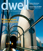 DWELL JULY / AUGUST 2006-RADICAL IDEAS IN ARCHITECTURE;Mapping Modernism;COLOR