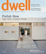 DWELL November 2006-HIGH STYLE,FLEXIBLE DESIGN-PREFAB FRANK LLOYD WRIGHT,Vol 7#1