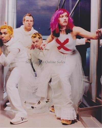 Gwen Stefani Pink Hair No doubt 8x10 Photo
