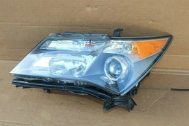 07-09 Acura MDX XENON HID Headlight Lamp Driver Left LH - POLISHED image 2