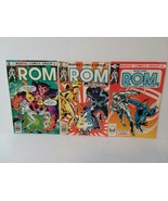 ROM #19, #20 AND 21 - MOVIE COMING - SUPER HOT - FREE SHIPPING - $14.03