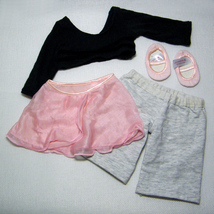 """American Girl Two-In-One BALLERINA Clothes for 18"""" Dolls - $12.00"""