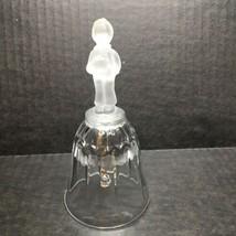 Hummel Goebel 1994 Crystal Bell Figurine Caroler - $11.64