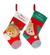 Keel Toys 40cm Christmas Pipp The Bear Stocking - $9.99