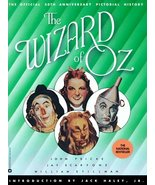 The Wizard of Oz: The Official 50th Anniversary Pictorial History John F... - $19.79