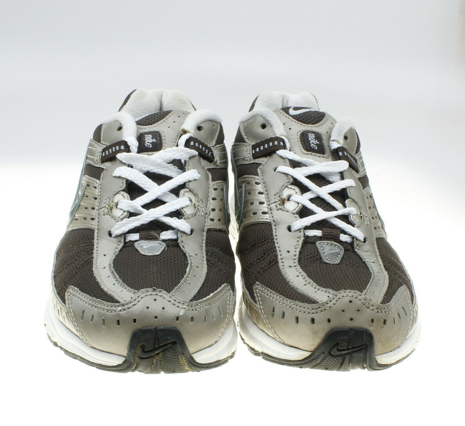Nike Dart IV Womens Brown Athletic Running Shoes Sneakers Size 8.5