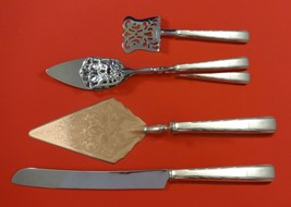 Horizon by Easterling Sterling Silver Dessert Serving Set 4pc Custom Made - $299.00
