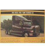 1995 Volvo Excel Fairing Kit Brochure - $7.00