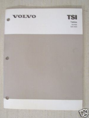 Volvo Trucks Measurements and Conversions Reference Manual