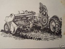 1960 Ford 250 Baler Series 504 Assembly Manual - $7.00