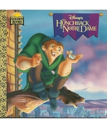 The Hunchback of Notre Dame Walt Disney Michael... - $4.99