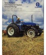 2000 New Holland TN, TND, TNS Series Tractors Brochure - $6.00