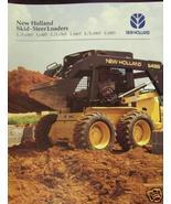 1997 NH L/LX465, LX485,L/LX565, LX665, L/LX865, LX885 Skid Steer Loader ... - $6.00