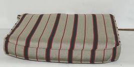 Hanamint CAC7522 4129D Dapper Gray Stripe Dining Cushion image 4
