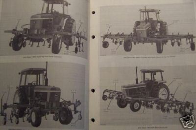 John Deere FM Series Cultivators Operator's Manual