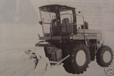 Primary image for John Deere 5820, 5720 Forage Harvesters Operator's Manual