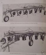 John Deere F3450,F3350 Moldboard Plows Operators Manual - $12.00
