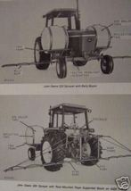 John Deere 220 Mounted Sprayer Operator's Manual - $12.00