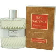 Eau Sauvage vintage by Christian Dior 1.7 oz 50 ml Eau De Toilette spray... - $89.76
