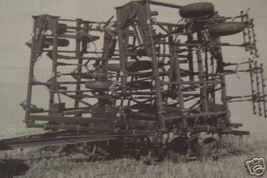 John Deere 685 Chisel Plow Operator's Manual - $12.00