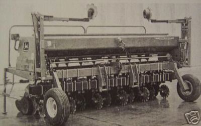 Primary image for John Deere 1530 Tru-Vee Drill Operator's Manual