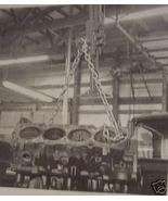 John Deere Hi-Lift Engine Hoist Operator's Manual - $12.00