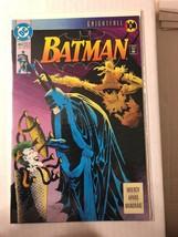 Batman #494 First Print - $12.00