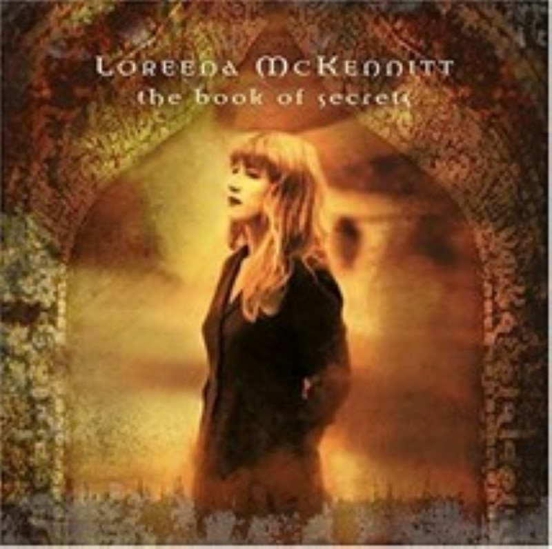 The Book of Secrets by Loreena McKennitt Cd