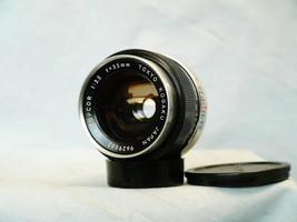 Topcon UV Topcor 35mm F3.5 Prime Wide Angle Lens - Nice-  - $25.00