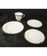 Royal Doulton  Princeton Pattern * Salad Plate * Bread Plates * Cup - $28.49
