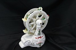 AVON 2001 Holiday Classic Ferris Wheel Music Box Rare Vintage Near Mint ... - $63.70