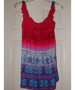 Delias Theresa Crochet Tunic Top Juniors XS NWT - $15.00