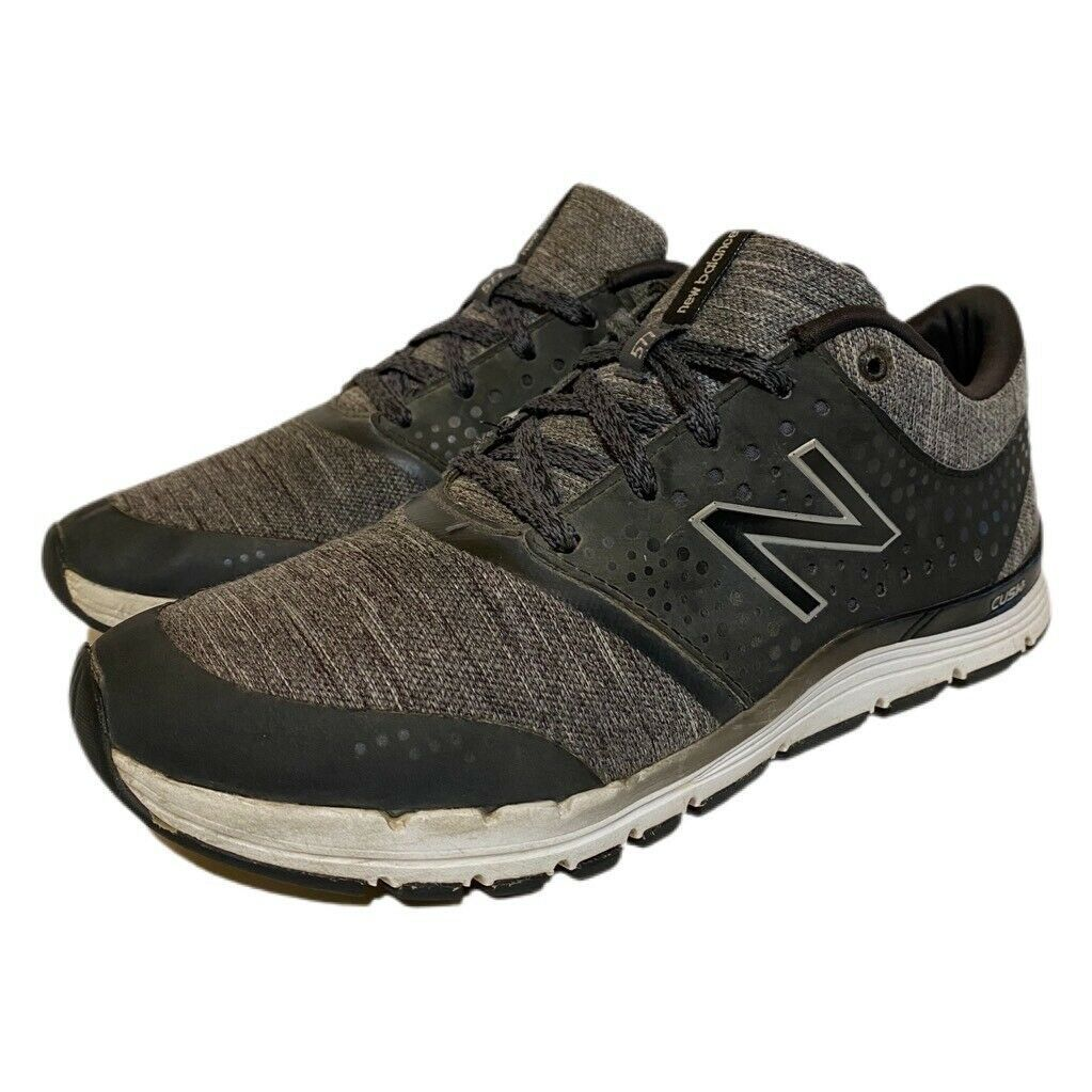 Primary image for New Balance Womens 577 Cross Training Shoes Gray WX577HB4 Lace Up Sneakers 8