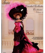 1907 Riverboat Belle Paradise 110 Barbie Doll Crochet PATTERN (NO DOLL) NEW - $7.17