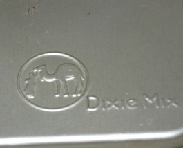 Dromedary Dixie Mix Tin - Hills Brothers Co-1940's image 2