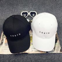 Unisex Youth  Hip Hop Hat Men's Women's Curved Strapback Snap back Baseball Cap