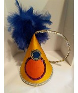 Circus Performance Amazing Cone Hat Royal Hanneford Circus Sarasota Florida - $69.30