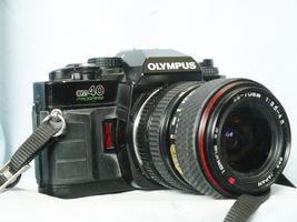 Olympus OM40 35mm SLR Camera c/w 28-70mm Zoom Macro Lens - Nice-  - $75.00