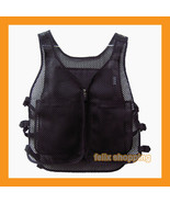 Ice Vest 6 Cooling Packs Short Jackets Cool Vests Clothing Motorcycle - $45.00