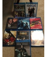 Lot of 9 Blu-Ray Movies in Great Condition  - $26.95