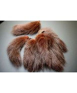 Halloween Costume Trick or Treat Outfit Material Fur ? Tail Lot - $29.68