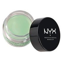Corrector En Crema Verde Para Maquillaje Profesional Makeup Ojeras NYX C... - $24.70