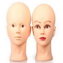 Mannequin Training Head Makeup Face Practice Hat Glasses Display Model - $48.33