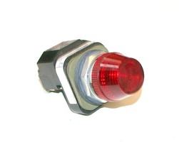 ALLEN BRADLEY 33.5 MM RED PILOT LIGHT 120 VAC MODEL 800T-P16 - $37.99